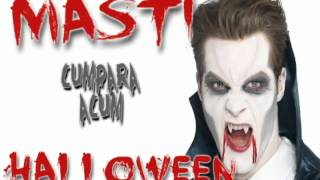 Costum Halloween Masca Costume-halloween.ro Vampir Vrajitoare Schelet Pirat Asistenta Zombi