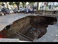 Новый Арбат ушел под землю