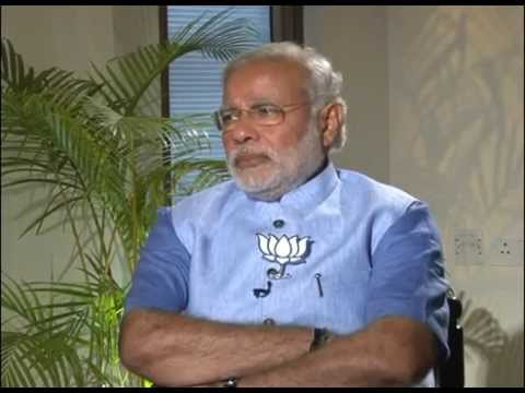 Shri Narendra Modi's interview with Aajtak