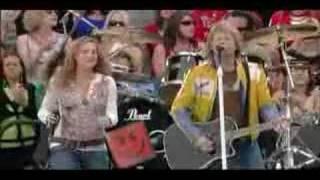 Download Lagu Bon Jovi & Sugarland - Who says you can't go home (live) Gratis STAFABAND