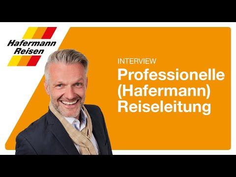 Hafermann Reisen Reiseleiter Michael Bednarek