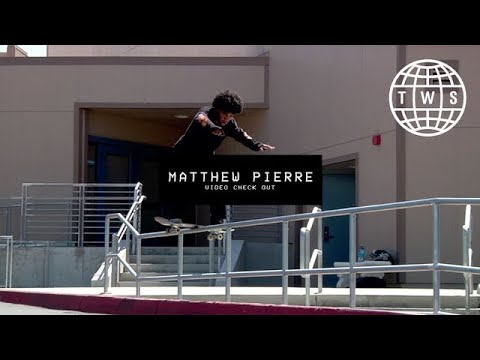 Video Check Out: Matthew Pierre