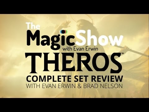 Theros Complete Set Review - White