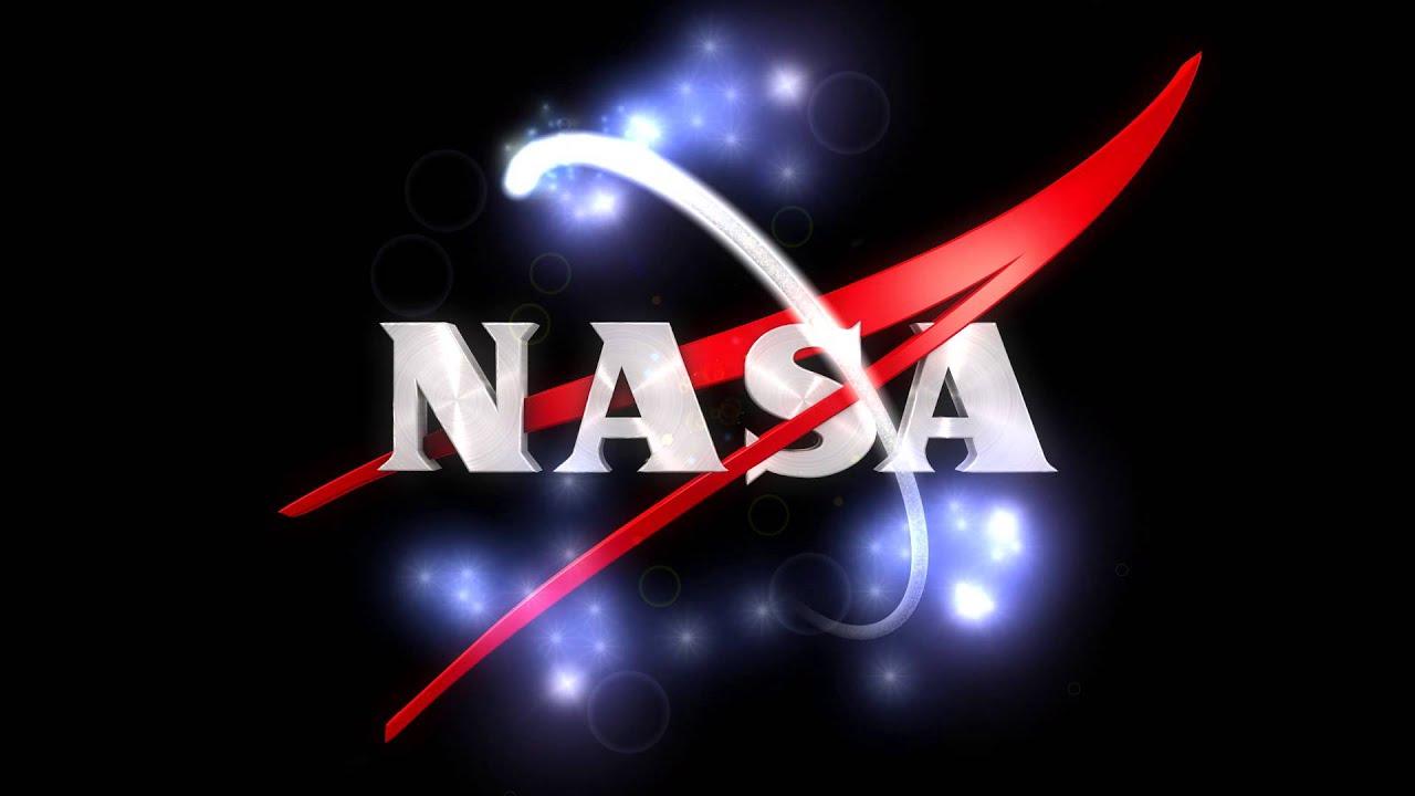 nasa logo with black background - photo #10