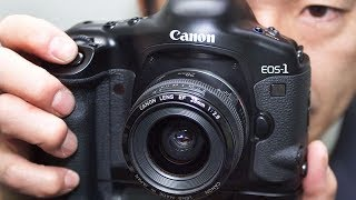 Canon Killed Off Its Last Film Camera, Just As Film Photography Is Having a Moment