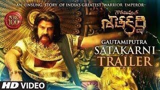 Gautamiputra Satakarni Official Trailer   Nandamuri Balakrishna   A Film by Krish   #NBK100