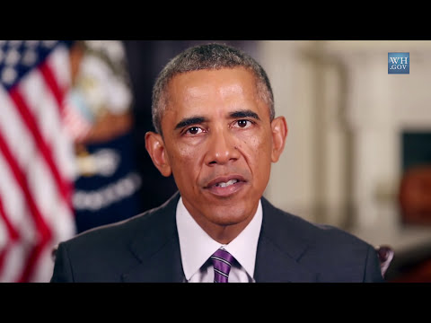President Obama Delivers a Message to West Africans on Ebola
