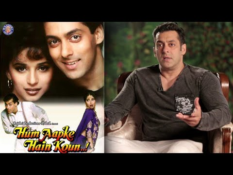 Salman Khan EXCLUSIVE | #20YearsOfHAHK | Impact Of Hum Aapke...