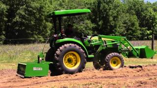 John Deere 4R Series vs. Kubota L6060 - Performance