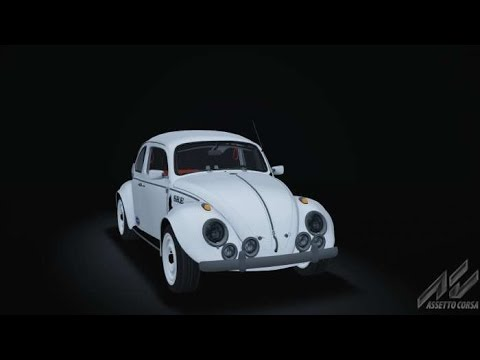 VW Beetle test drive-Assetto corsa