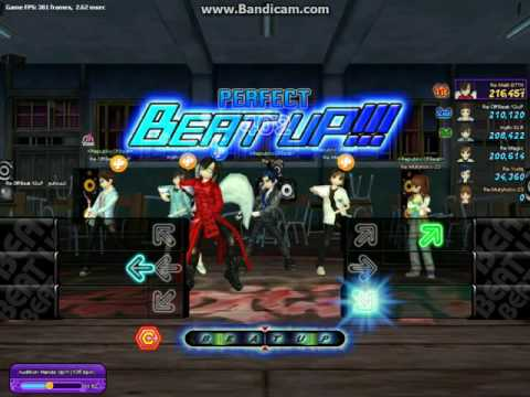 Audition Ayodance BeatUP 8D [Republic Of Beat] - Audition - Hands Up !!!)