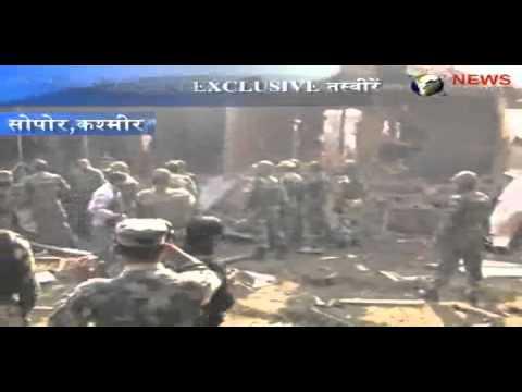 MILITANTS KILLED IN SOPORE ENCOUNTER