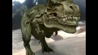 Mathpati galli boys scared of DINOSAUR