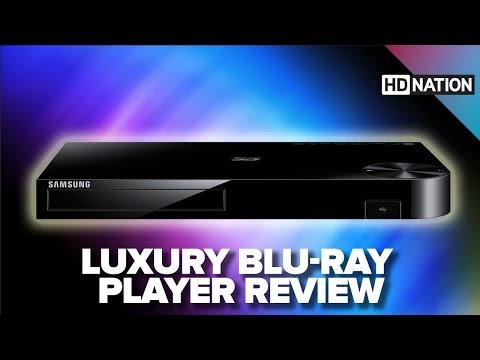 Samsung BD-H6500 Luxury Blu-ray Player Review. K830 Illuminated Keyboard. Hands On w/ DVDO AVLab!