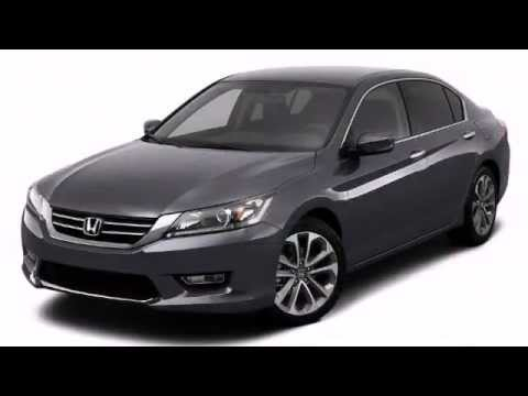 2013 Honda Accord Video