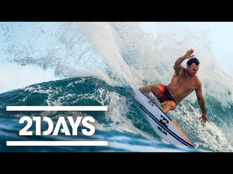 Parko vs Fanning - 21 Days - Red Bull Surfing - Part (2/3)