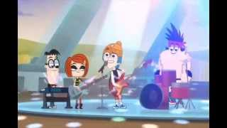 """Grojband - Song #7 """"My Secret is Out"""" From The Episode 4 (HQ)"""