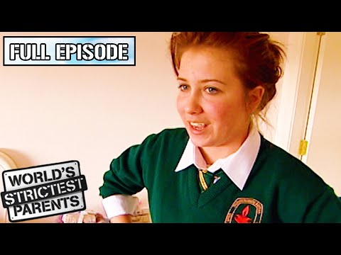 The Irish Family | Full Episode | World's Strictest Parents Australia