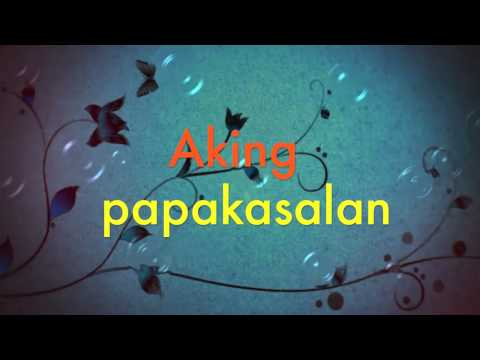 Jireh Lim - Kasintahan (with lyrics)