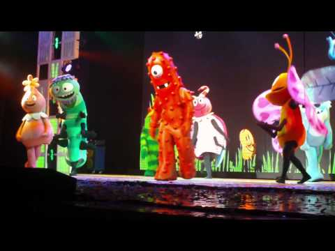 Yo Gabba Gabba! i Love Bugs video