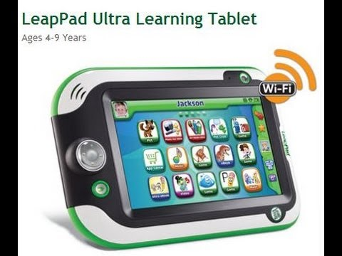 Leapfrog Leappad Ultra Kids' Tablets For Learning Vs Leap Pad 2