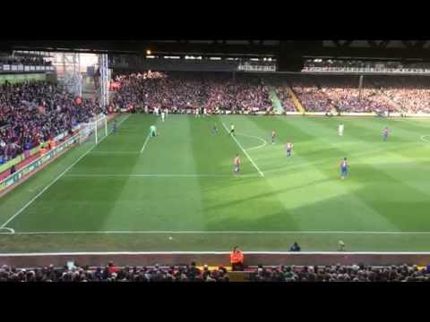 Marouane Fellaini Goal 2-1 Man Utd vs Crystal Palace 2015