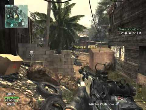 DirtNapDay - MW3 Game Clip