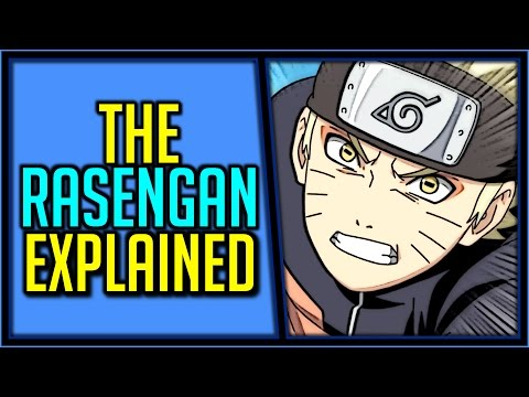 Explaining the Rasengan