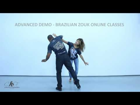ADVANCED DEMO   BRAZILIAN ZOUK ONLINE CLASSES