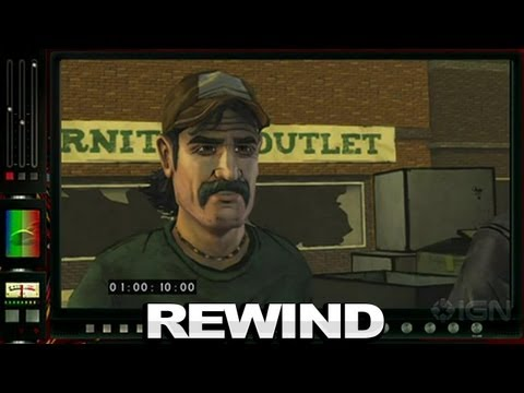 The Walking Dead Episode 3 - Rewind Theater
