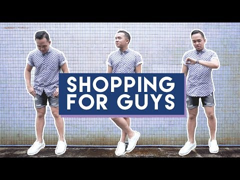 SHOPPING FOR GUYS AT BUGIS STREET (FEAT. FAUZI) + GIVEAWAY | PrettySmart