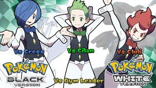 Pokemon Black/White - Battle! Gym Leader Music (HQ)