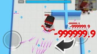 Arrow.io Level Max Easy Kill - Game Play