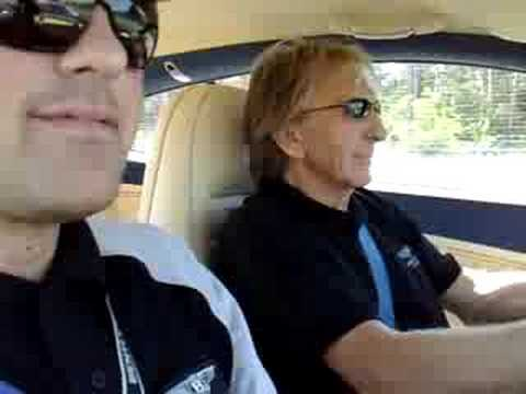 Bentley GT Speed with Derek Bell