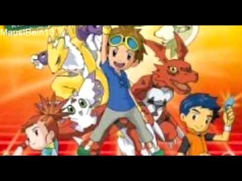 Digimon Tamers~Soundtrack~Eine Version (Deutsch/German)