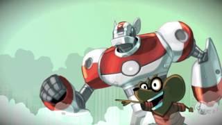 Ricky Ricotta's Mighty Robot Series Trailer