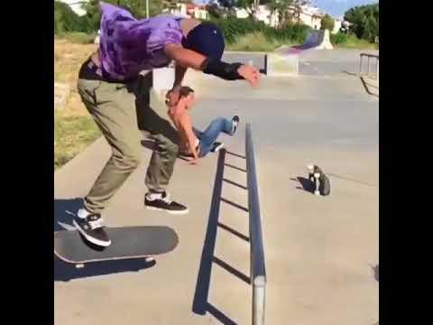 🔌🏁2⃣0⃣1⃣7⃣ INSTAMIX 🚀 @instatiago | Shralpin Skateboarding
