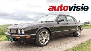 Peters Proefrit #31: Jaguar XJR 4.0 Supercharged (2001)