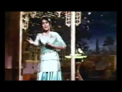 Gham-e-dil Ko In Ankhon Se ..shamim Ara .. Film  Naela video