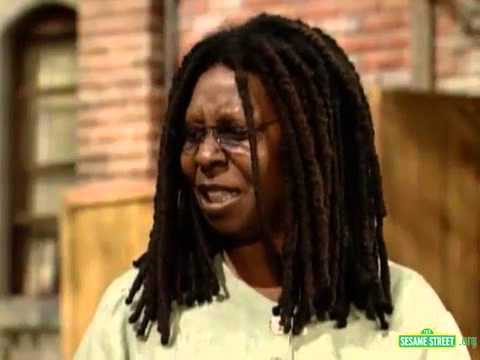 Sesame Street - Whoopi Goldberg Helps Baby Bear