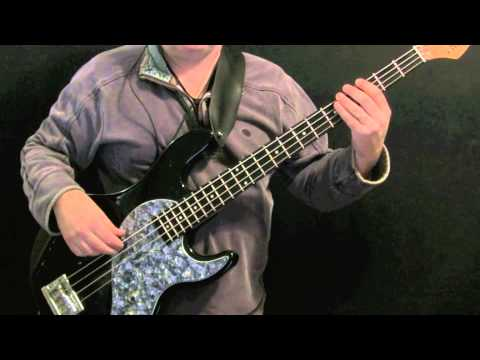 Bass For Beginners   We Are Young By Fun video