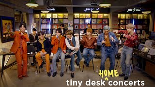 Cover Lagu - BTS: Tiny Desk Home Concert