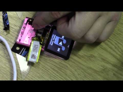 Ipod Nano 6th gen repair