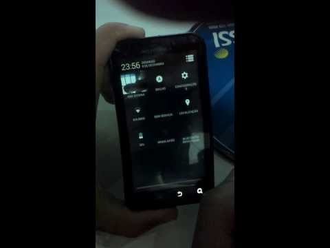 Motorola Defy com Android 4.4 Kitkat  CM11-nightly
