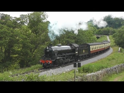 North Yorkshire Moors Railway - Late June/Early July 2013