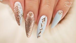 Rose Gold Gems
