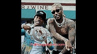 "Free Future x Lil Baby x Out The Mud Type Beat ""Deep Down In It"""