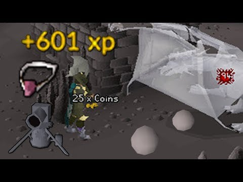 1HP DHing Revenants With Cannon... INSANE