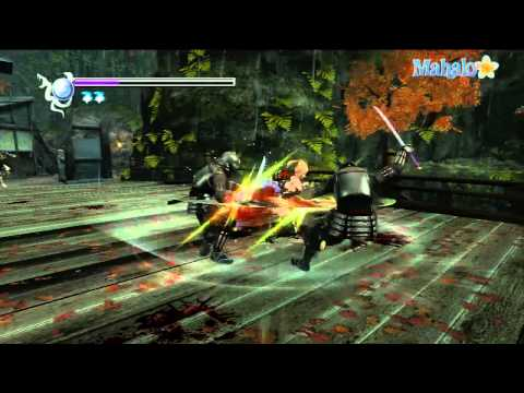 Ninja Gaiden Sigma Walkthrough - Chapter 14: The Ancient Twin Deities Part 1