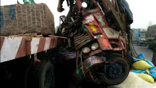 Three killed in road accident in Khammam District: 1 Seriously Injured